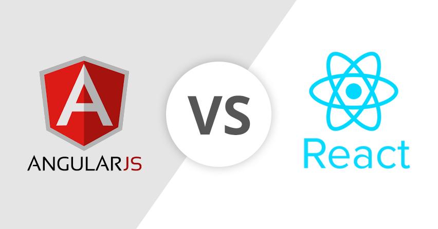 angular vs react js